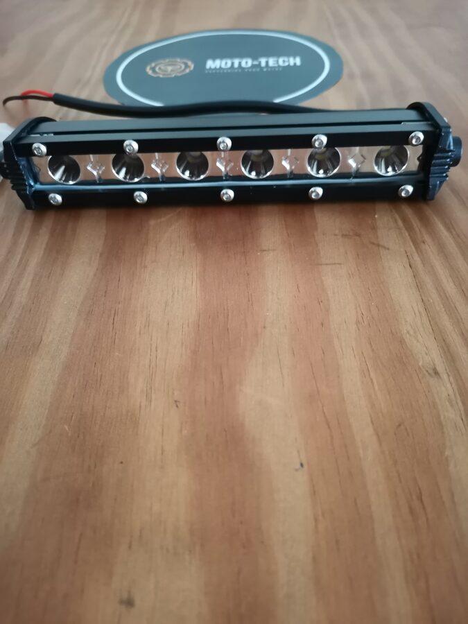 Barra de luz led 25W