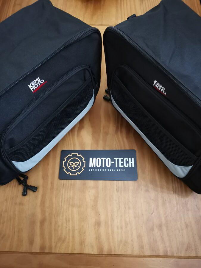 Sacos de viagem para malas bmw r1200 RT- K1200GT -S1000XR etc