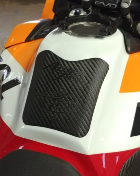 AT CARBON crf 1000 e 1100 ADV AFRICA TWIN  Rubbatech
