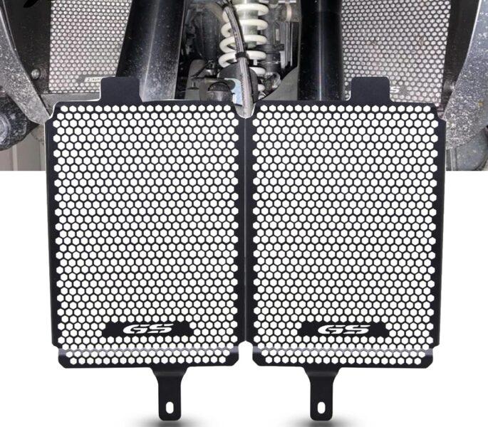 Grelhas de proteção do radiador bmw r1250 gs/a