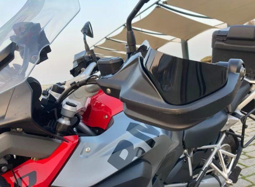 Defletores de vento p/ mãos modelos BMW