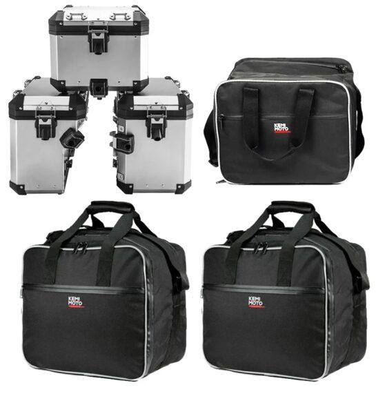 Sacos de viagem para malas de alumínio bmw