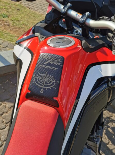 AT Carbon Africa Twin CRF1100L Rubbatech